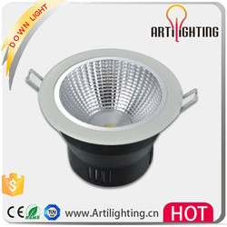 High performance high quality ceiling color changing led recessed downlight