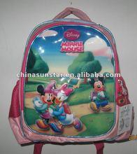Kids animal school bag 2012