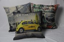 linen cushion cover digital printed cushion cover custom cushion cover