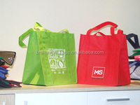 Fashion Reusable Non Woven Supermarket Shopping Bag