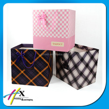 Sweet paper gift bags different designs gift bag