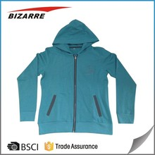 Wholesales cheap cotton terry zipper hoodies