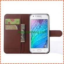 Litchi pattern Wallet Flip Leather Case Cover Case For Samsung Galaxy J5
