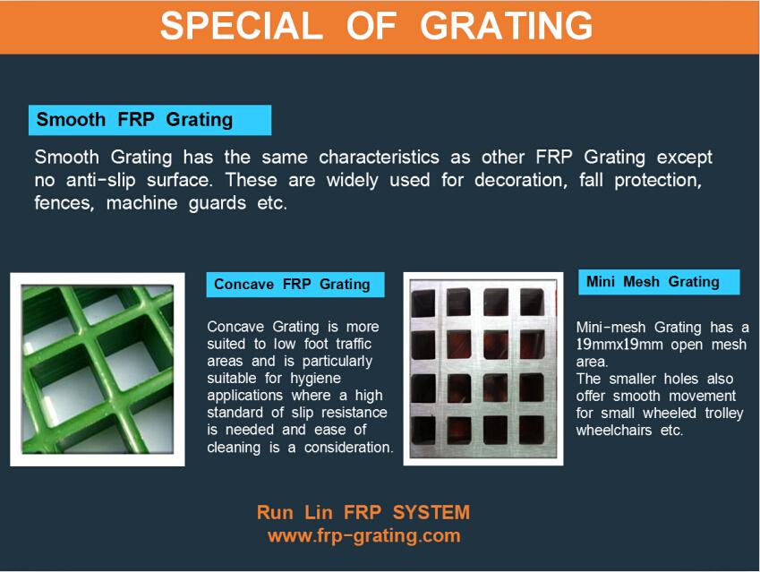 frp moulded grating