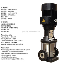 newly developed product deep well centrifugal submersible pump 2 inch