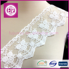 New design Garment Accessories Suppliers Embroidery Lace Trim