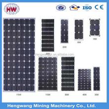 solar panel small solar panel 280watts solar panel price