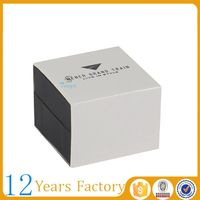 custom paper jewelry gift box with sleeve