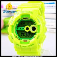 promotional g shors 30atm waterproof sports watch unisex watch(SW-1210)