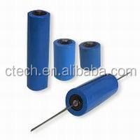 High power 3.6V AA ER14505 2200mah lithium thionyl chloride battery