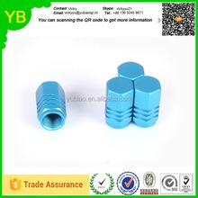cuato Aluminum alloy gas cap,tire valve cap,Automobile tire valve cap leak prevention