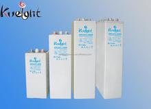 High quality OPzV Tubular Gel battery 2V 1500Ah Battery for Solar / UPS / Inverter / Wind Energy, etc
