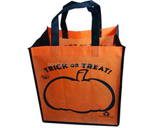 Halloween non-woven shopping bag selling well all over the world