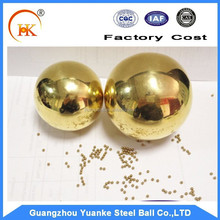Yuanke decorative 316 stainless steel hollow balls( SGS approved )