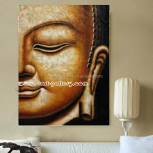 Wholesale Frame Buddha Painting On Canvas For Wall Decor