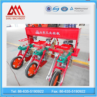 Corn planter with fertilizer box 2BYSF3- row small agriculture machinery