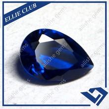 114# pear cut high quality spinel loose gemstone