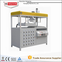 Semi Automatic PVC Blister Vacuum Forming Machine for Plastic Box