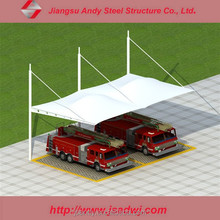 Hot Sale Steel Structure parking canopy for tractor