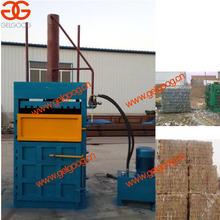 Hydraulic baling press Waste Carton packing machine Waste Plastic bottle baler