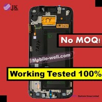 [JQX] BRAND NEW for Samsung Galaxy S6 G925F EDGE LCD Display Screen Touch Digitizer Black GH97-17162A