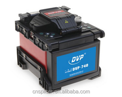 professional made fiber tool /fiber optic connector DVP-740 optical cable tool optical splicer