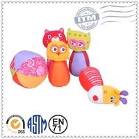 2015New product china import children fun educational stuffed animal toys