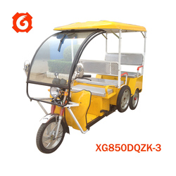 3 wheel transport passanger tricycle vehicle