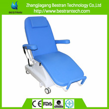 China Supplier BT-DY001 electric dialysis treatment chair / medical chair / recliner, phlebotomy chair, apheresis chair