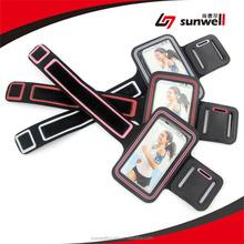 Gym Sport Logo Printed Armband For Samsung 9300