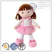 OEM New type fashion design custom plush dolls
