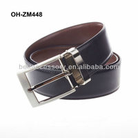 Chastity detachable buckle leather belt