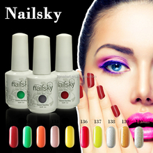 Hot Sale Wholesale Natural Material 3 in 1 gel polish long last free sample uv gel nail polish