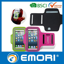 New product development custom sport armband jogging case for iphone 6