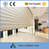 New Design Remote Control Hurricane Protection rolling shutter price