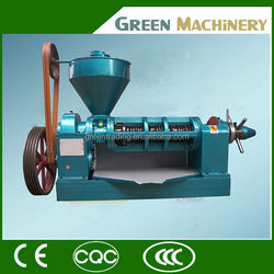 GREEN Machinery soya bean oil extractor