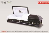 KENWOOD species import dunfield casket mdf coffin