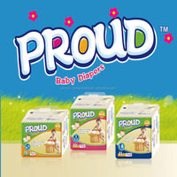 Baby Diaper Manufacturer Super Absorbtion Disposable Baby Diaper