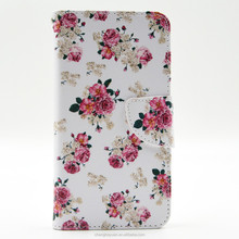New Pattern Wallet PU Leather Card Holder Stand Case For Microsoft Lumia 640