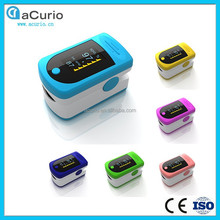 Handheld Finger Pulse Oximeter with CE &ISO 13485Certifications