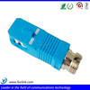 Metal Duplex SM Hybrid LC/SC fiber optic adapters
