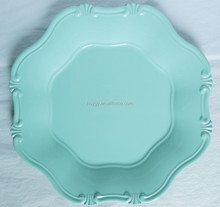 Rectangle Plastic plate