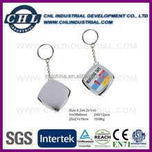 Logo customized pocket tape measure