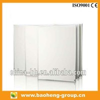 CHINA FACTORY FAR INFRARED ELECTRIC HEATING PANEL GARDEN HOUSE BEDROOM HEATER WHOLESALE PRICE 750W CE UL RoHS