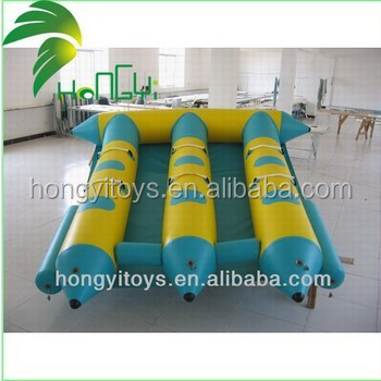 Big Discount On Sale Inflatable Boat Water Game Banana Boat.jpg