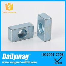 Poweful N38 Rare Earth Magnet