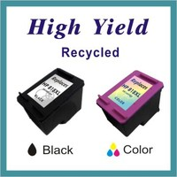 Replacement for HP 818 XL Black/Color Ink jet Cartridge