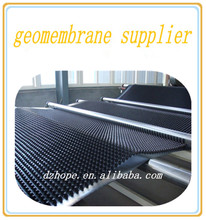 waterproof liner HDPE geomembrane cheap price for pond and lake dam geomembrane