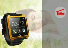 Smart Watch bar design and < 3mp camera hot sale china watch mobile phone