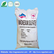 heptahydrate magnesium sulfate 99% AR/Reagent Grade/Pharma/Industrial Grade